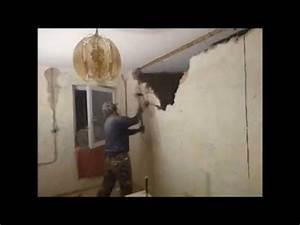 Tragende Wand Entfernen Statik Berechnen : mauerdurchbruch youtube ~ Lizthompson.info Haus und Dekorationen