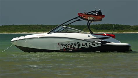 Sea Doo Boats by 2010 Sea Doo Sport Boats Alliance Wakeboard