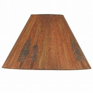 Pine Tree Lamp Shades