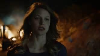 Melissa Benoist Supergirl Fight