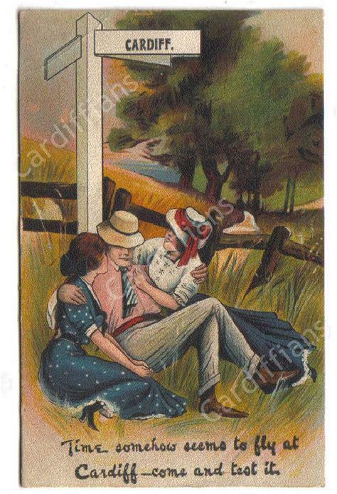 vintage adverts  art gallery cardiffianscouk