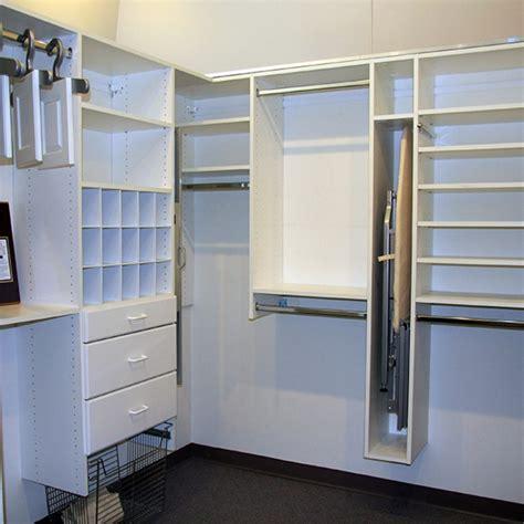 Walkin Closets  Custom Closets  Closet Concepts