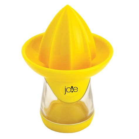 lemon juicer squeeze joie hand held container juicers reamers tools kitchen