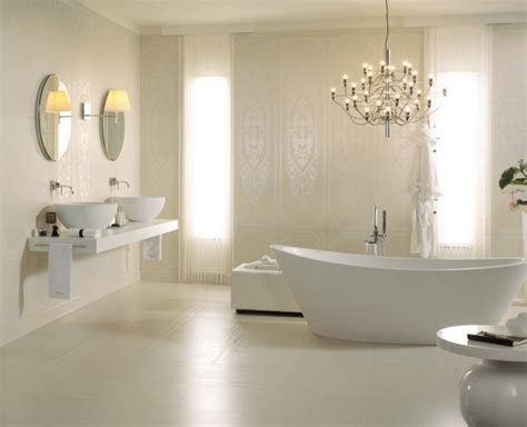 holzfußboden im bad badezimmer bodenbelag ideen