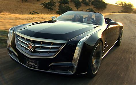 Cadillac Car by Cadillac Ciel Concept 2011 Review And Spec Car Wallpaper