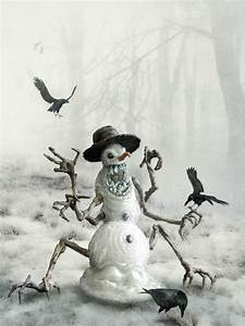 10 scary snowmen in honour of Doctor Who's The Snowmen