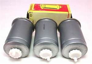 New 3 Pack Bosch 74003 Fuel Filter 85