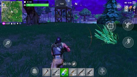 fortnite  iphone  footsteps gunfire visible
