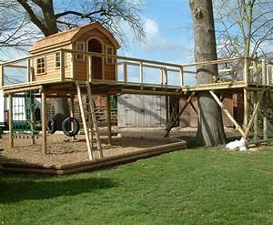 Cool Kids Tree Houses Designs: Be the Coolest Kids on the ...