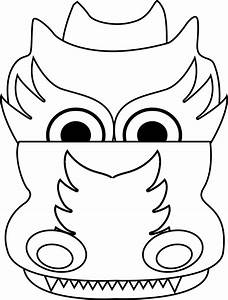 pages artprojectsthinkgyminformation gifs dragon With chinese dragon face template