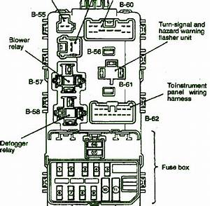 2009 Mirage Extreme Sport Main Fuse Box Diagram  U2013 Auto