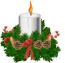 christmas candles graphics and animated gifs picgifs com