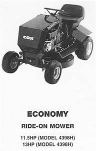 Briggs 11 5hp Charging Issue On Cox Stockman