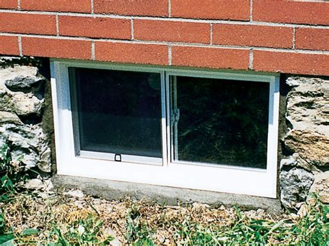 Basement Window Replacement, Replacement Windows Basement