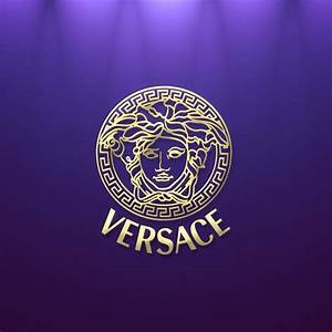 Versace Logo HD iPad Wallpaper #42100 | 05. Designer ...