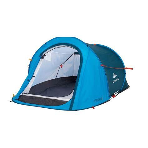 toile de tente decathlon 2 seconds easy ii pop up tent 2 blue decathlon