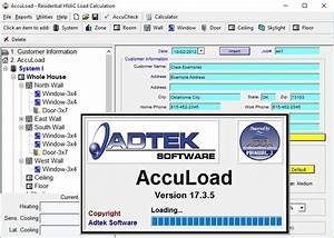 Adtek Accuload Acca Approved Manual