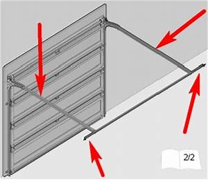 Montage Porte De Garage : fixation montage porte garage wayne dalton 5 messages ~ Dailycaller-alerts.com Idées de Décoration