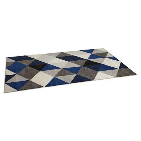 tapis design style scandinave rectangulaire geo cm