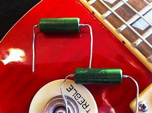 The Blues Les Paul Wiring Harness Pio Vintage Tone Caps