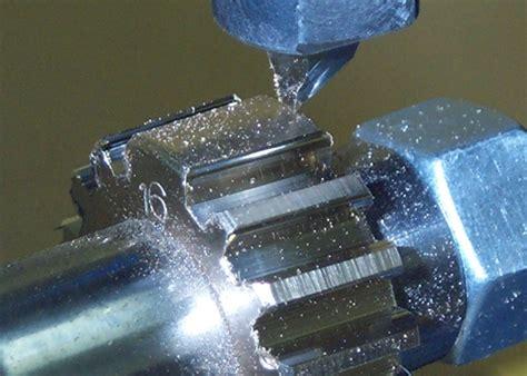 mind blowing process  making  gear wheel