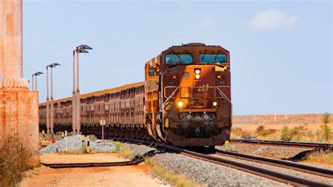 Iron ore prices slump to six-month low after BHP warning ...