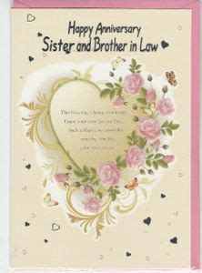 25th Wedding Anniversary Wishes For Sister In Law