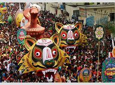 Bangladesh celebrates Bengali New Year ENGLISHJSCHINA