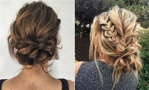 beautiful braided updo ideas   page