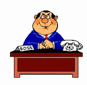 Gifs animados de El jefe, animaciones de El jefe