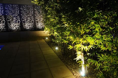 garden lighting design tips wonderful landscape spotlights at night bistrodre porch and landscape ideas