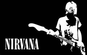 Images Of Nirvana Band Logo Wallpaper