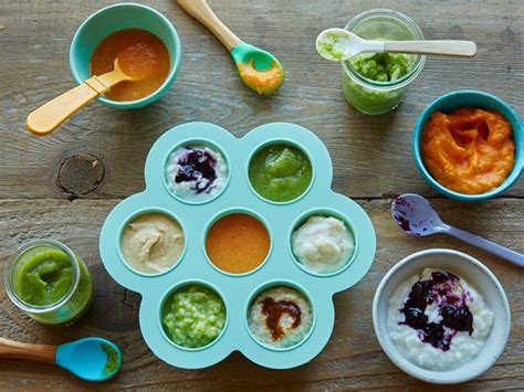 Homemade Baby Food Recipes For 8 To 10 Months Photo