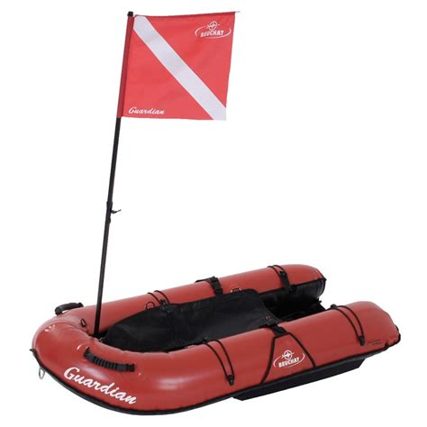 beuchat guardian float spearfishing board buoy diving hunter boards floats personal craft dive inflatable fishing buoys