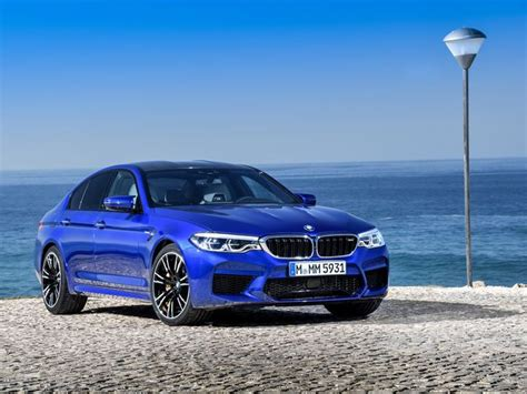 2019 bmw m5 review pricing and specs