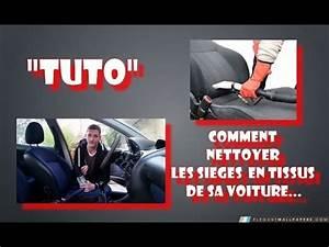 Comment Nettoyer Des Sièges De Voiture : tuto comment nettoyer les si ges en tissus de sa voiture youtube ~ Melissatoandfro.com Idées de Décoration