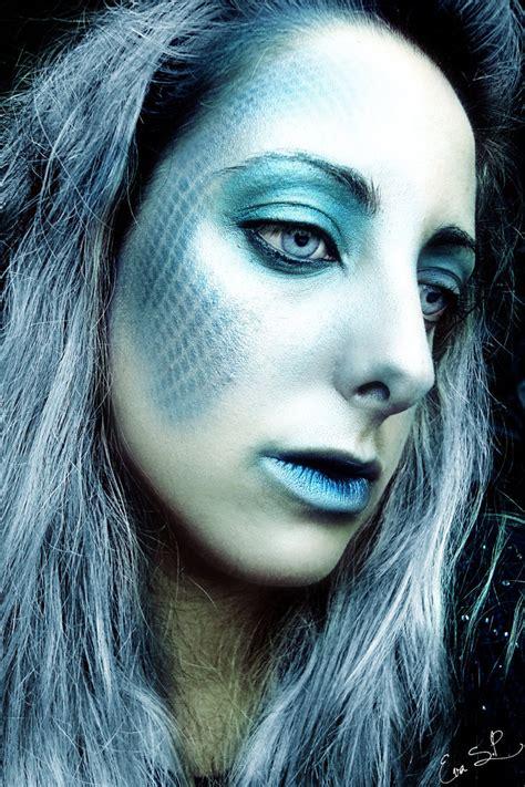 mermaid makeup halloween sad costume siren scary mermaids dark evil costumes deviantart sea body re ll disqus enable javascript powered