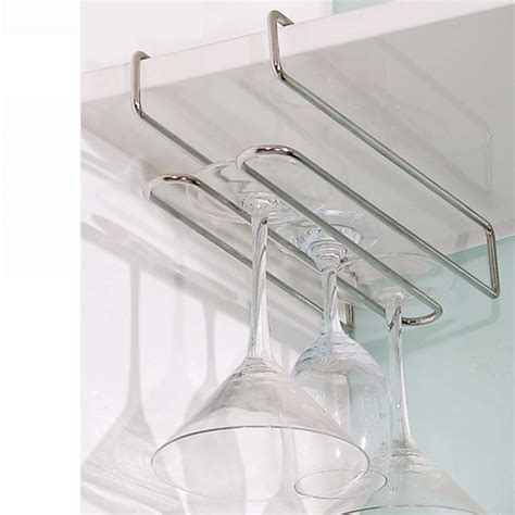 wholesale wine rack hanging wine glass holder stemware