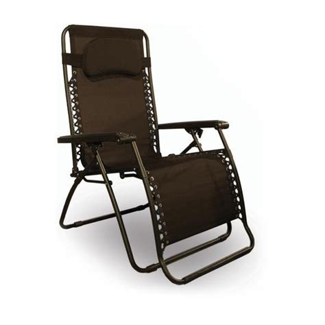 caravan oversize zero gravity chair