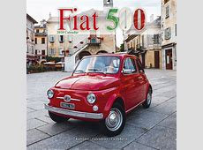Fiat 500 Calendars 2019 on UKpostersEuroPosters