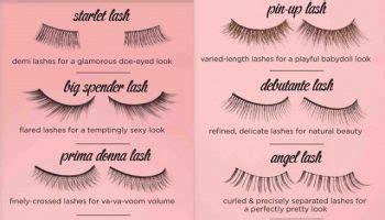 apply fake eyelashes alldaychic