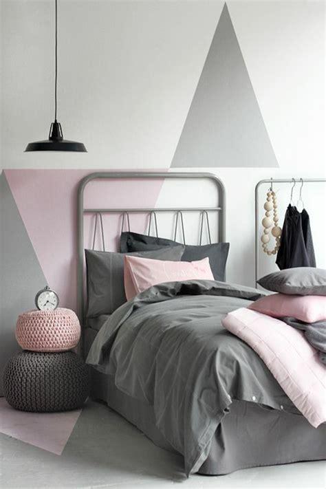 chambre gris blanc nos astuces en photos pour peindre une pièce en deux