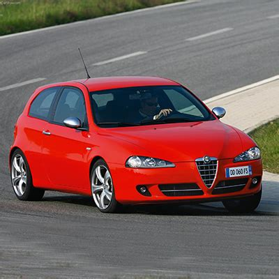 Alfa Romeo 147 Touch Up Paint  Color N Drive