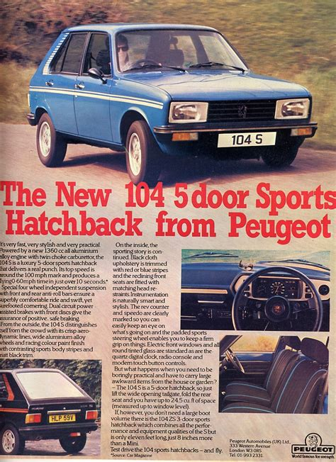 peugeot open europe review 100 peugeot 1980 models peugeot 304 information and