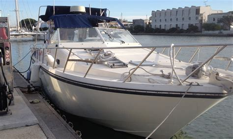 occasions de bateaux 224 moteur et voilier port camargue euronautic