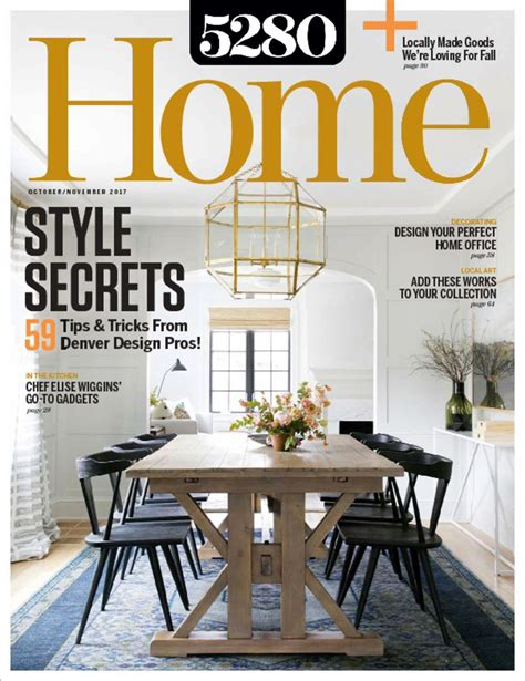 Home Magazine by 5280 Home Magazine Digital Discountmags