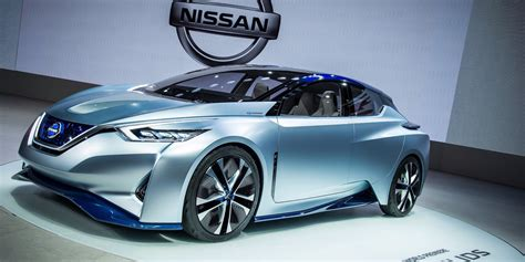 Nissan Unveils Ids, A Selfdriving Concept Car Business