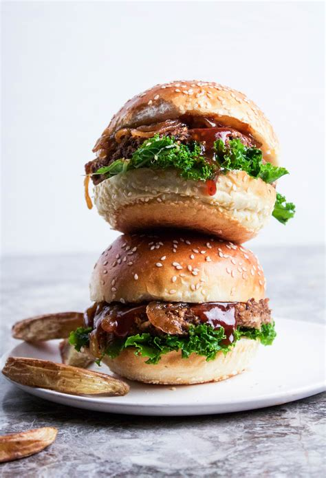 diy healthy burgers  fast food fans shelterness