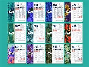 Sep 2020 Calendar New Year 2020 Calendar Design By Md Shopon Hossen On Dribbble