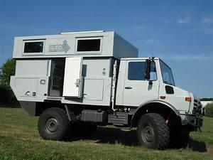 Langer & Bock Unimog Overland Camper | Overlanding ...